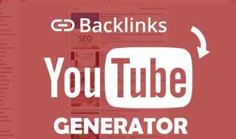 How to YouTube SEO Backlink Generator