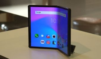 Huawei presents Foldable Mate X on MWC 2019