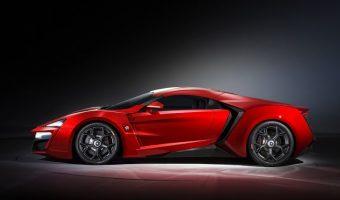 Lamborghini plans the fourth model