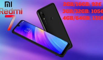 New XiaoMI Redmi 7 Absurdly Low Price