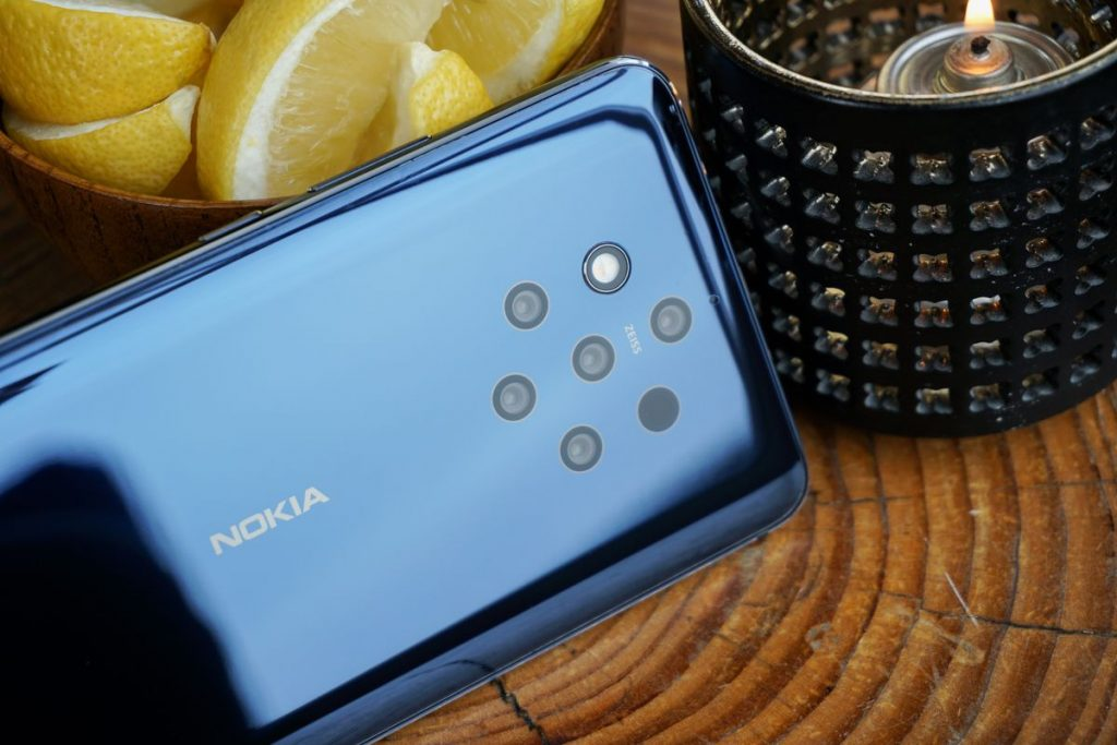 Nokia 9 PureView Android
