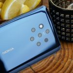 Nokia 9 PureView Android Phone has 5 rear Cameras