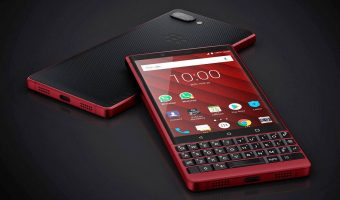 BlackBerry KEY2 Red Edition is now on sale in U.S.