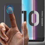 Galaxy S10 Ultrasonic Fingerprint Sensor