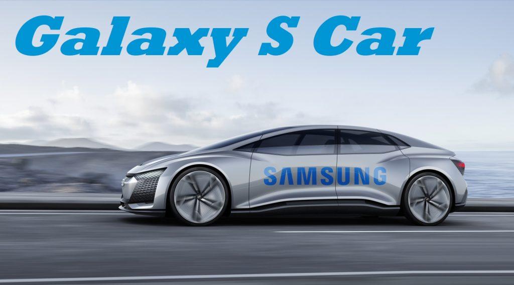 Samsung Galaxy S Car