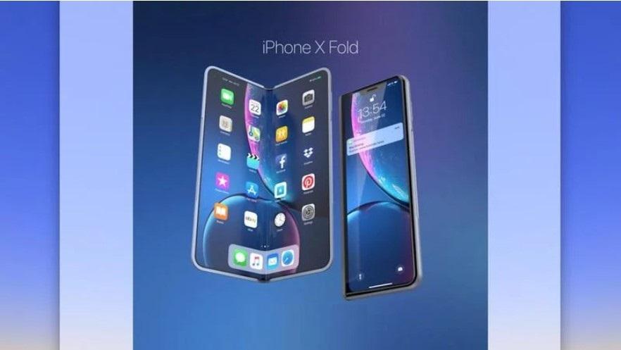 iPhone 2020 Fold