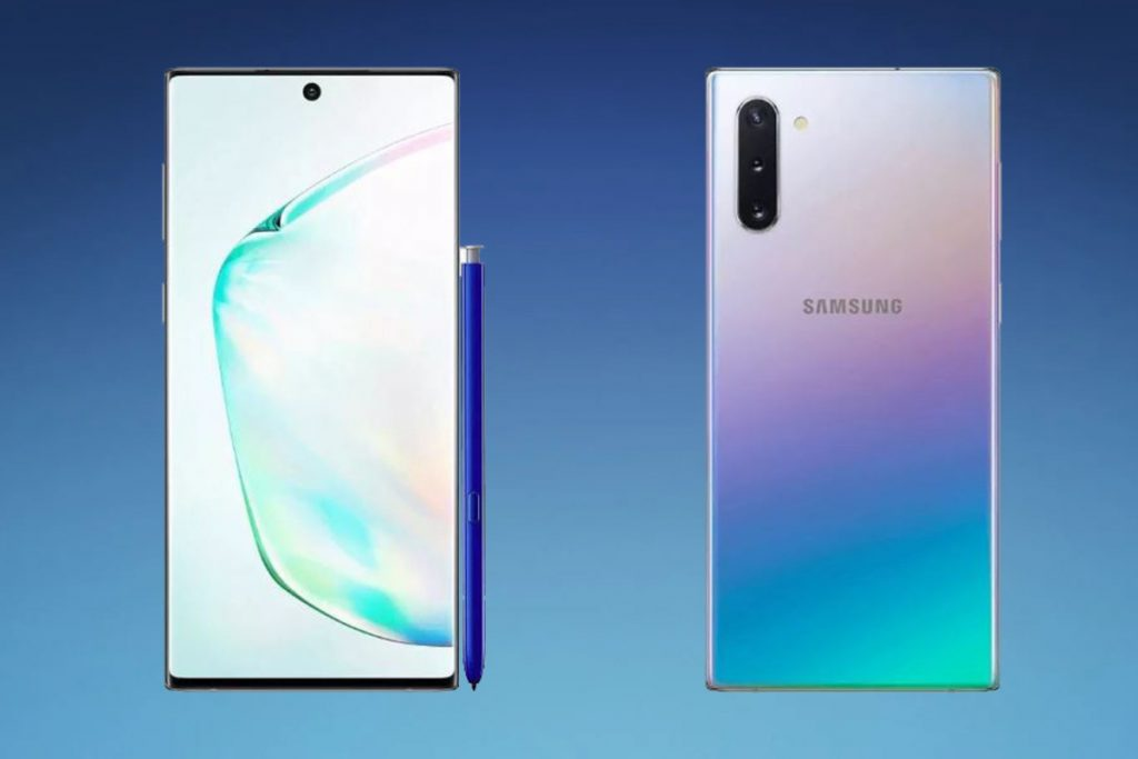 Samsung Galaxy Note 10 Pre-Order Reservations - Limited Edition