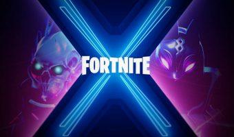 Fortnite Season X downtime Video Trailer