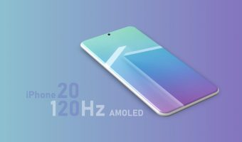 iPhone 2020 with 120Hz Display