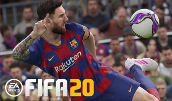 EA FIFA 20 Thinks Messi Is the Best Football Player in the World
