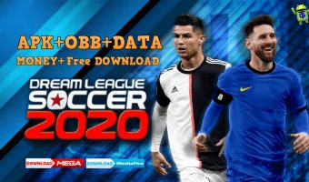 DLS 2020 MOD Apk Messi Ronaldo Edition Download