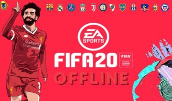 Download FIFA 20 Offline Android Mod PS4 Graphics