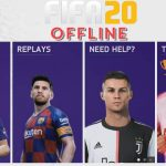 FIFA 20 Android Offline Update Transfer Download