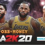 PBA 2k20 APK MOD Android Money Download