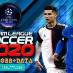 DLS 2020 UEFA Android Mod APK Money Download
