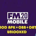 FM 20 Unlocked - Football Manager 2020 Mod Apk Download