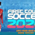 FirstTouchSoccer 2020 Android Offline Game Download