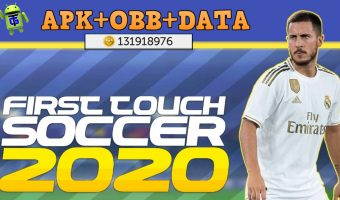 First Touch Soccer 2020 Android Mod Update Download