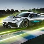 Mercedes hyper-automobile on sale from 2021