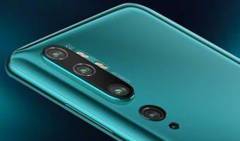 XiaoMi CC9 Pro Announced With 108MP Camera