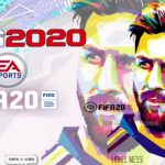 PES 2020 Mod FIFA 20 Messi Android Offline Download