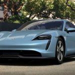 Porsche Taycan Turbo EPA mile range