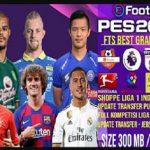 eFootball Offline Mod FTS 2020 APK Download