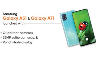New Galaxy A71 and A51 hint at what the Galaxy S11