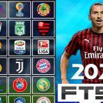 FTS 20 Mod APK Update Transfer 2020 Ibrahimovic Milan