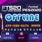 FTS 20 Mod PES 20 Offline Android Update Download