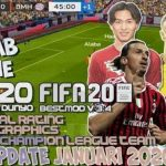 FTS 20 Mod FIFA 2020 APK Patch Update Transfer Download