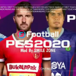 FTS 20 Mod APK PES 2020 Transfer Liga Indonesia Asia Download