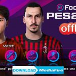 PES 2020 Offline PSP Camera Update Transfers Download