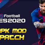 eFootball PES 2020 Android UCL Patch Graphics Kits Download