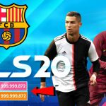 DLS 20 Mod APK Barcelona Team 2020 Download