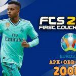 FTS 20 UEFA Euro 2020 Android Mod Offline Download