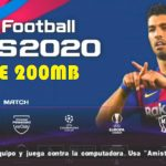PES 2020 Lite Android Offline V4 Latest Transfers Download