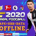 RF2020 - Real Football 2020 Android Offline Game Download