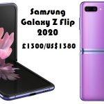 Samsung Galaxy Z Flip 2020