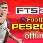 FTS 20 Mod PES 2021 Offline APK Android Download