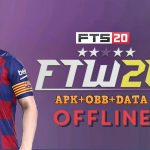 FTW 20 Mod FTS 2020 Update Kits Android Download