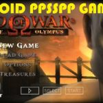 God Of War Chains Of Olympus Android PPSSPP Download
