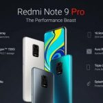 The price of the global version of Redmi Note 9 Pro