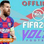 Volta FIFA 20 MOD APK Offline Update 2020 Android Download