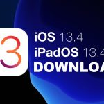 Download Apple iOS 13.4 update fixed