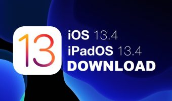 How to download iOS 13.4