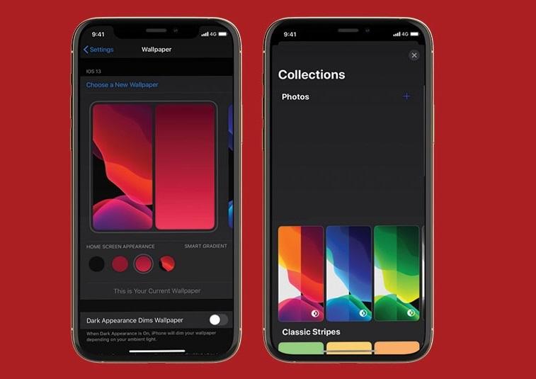 Apple iOS 14 leaks show new wallpaper home screen widgets