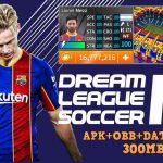DLS 18 Mod APK OBB Barcelona Update 2020 Download