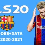DLS 20 Mod APK OBB Data Barcelona New Kits 2021 Download