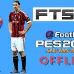 FTS 20 Mod Pes 2020 Offline Android APK Download
